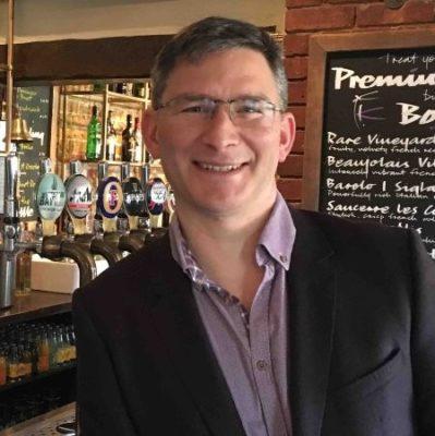 Clive Price - Managing Director
